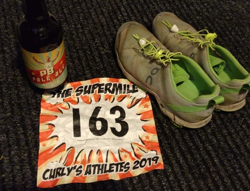 The Night of the Supermile 2019