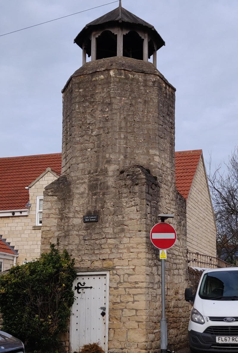 Bell Tower at Warmsworth