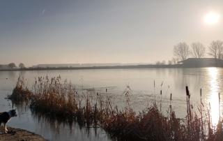 Long Lake with Lance