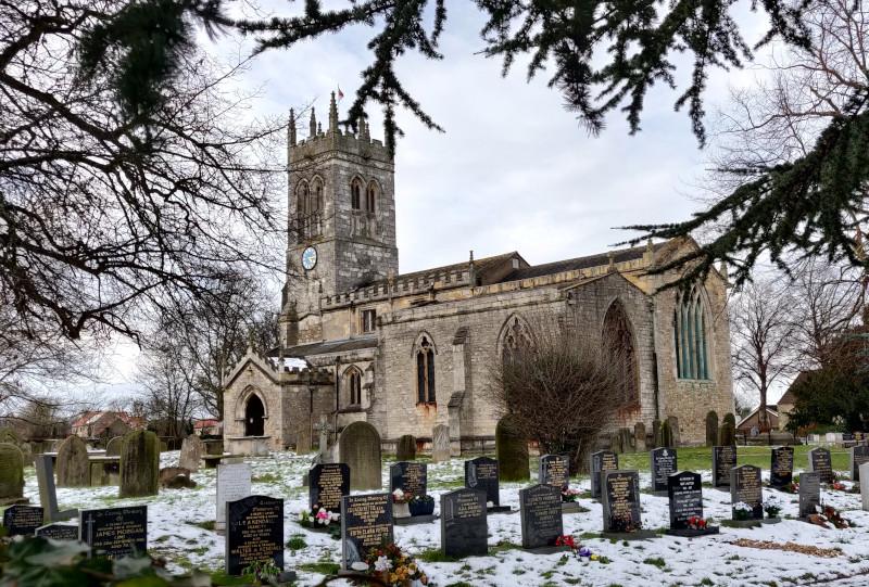 Wadworth Church